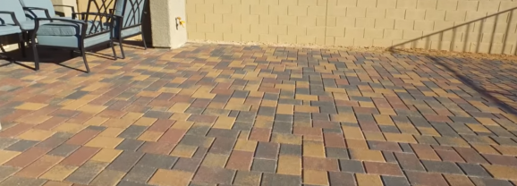 Beautiful Patio Job